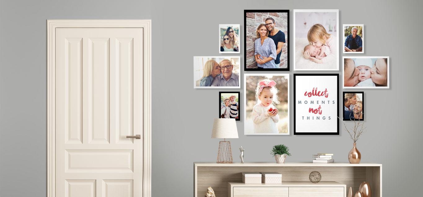 fotos & bilder auf leinwand drucken | rossmann fotowelt
