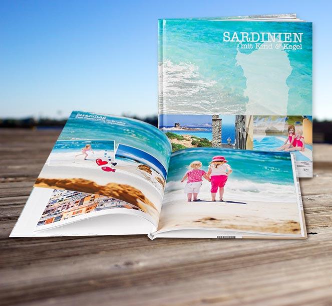 Fotob cher gestalten fotoalbum g nstig bestellen in der - Fotoalbum selbst gestalten ...