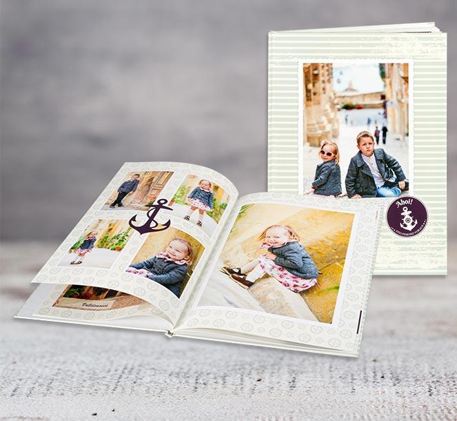 Fotobuch Gestalten Im Online Shop Rossmann Fotowelt