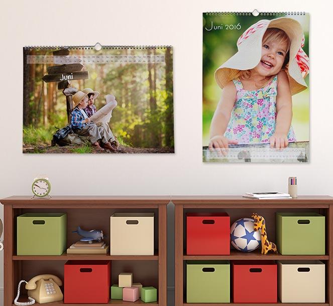 fotokalender selbst gestalten rossmann fotowelt. Black Bedroom Furniture Sets. Home Design Ideas