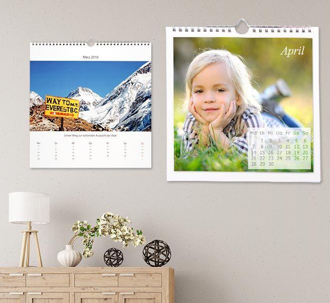 kalender selber machen in der rossmann fotowelt. Black Bedroom Furniture Sets. Home Design Ideas