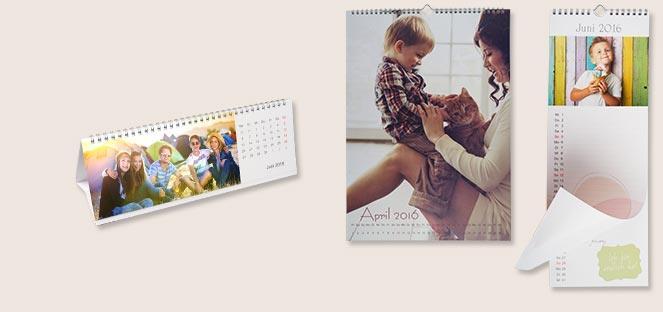 Fotokalender Selbst Gestalten & Drucken | Rossmann Fotowelt