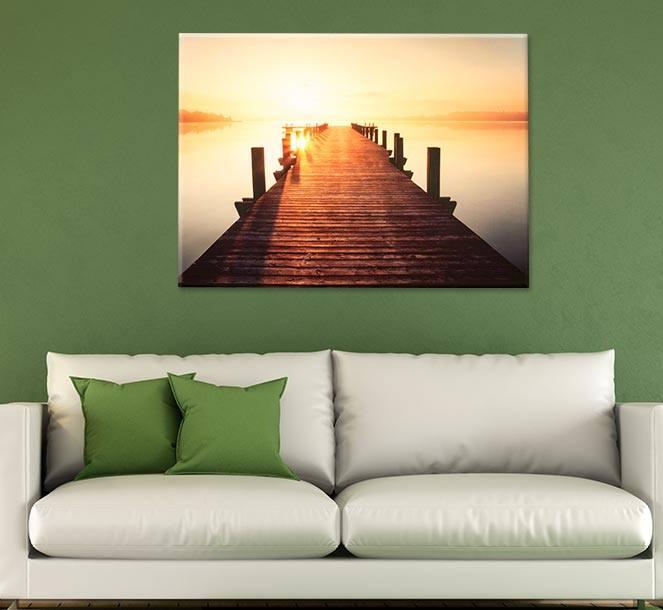 leinwand mit foto in der rossmann fotowelt bestellen. Black Bedroom Furniture Sets. Home Design Ideas