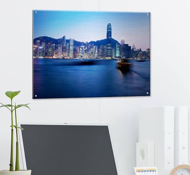 foto auf glas oder alu dibond drucken rossmann fotowelt. Black Bedroom Furniture Sets. Home Design Ideas